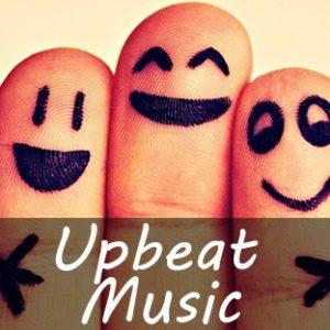 Upbeat music