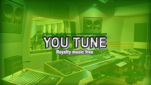 YOUTUNE royalty free music LOGO youtube