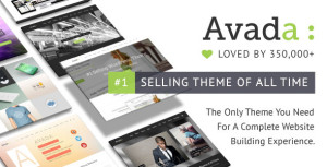 Avada is the #1 selling WordPress theme on the market. Simply put, it is the most versatile, easy to use multi-purpose WordPress theme.