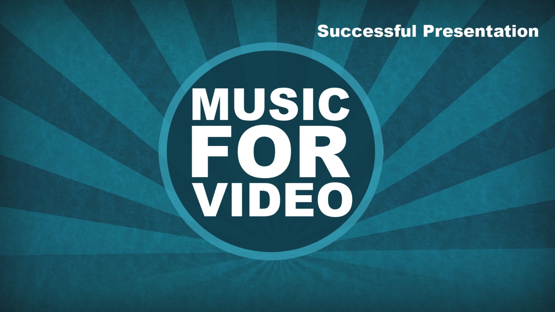 successful presentation audiozond royalty free music